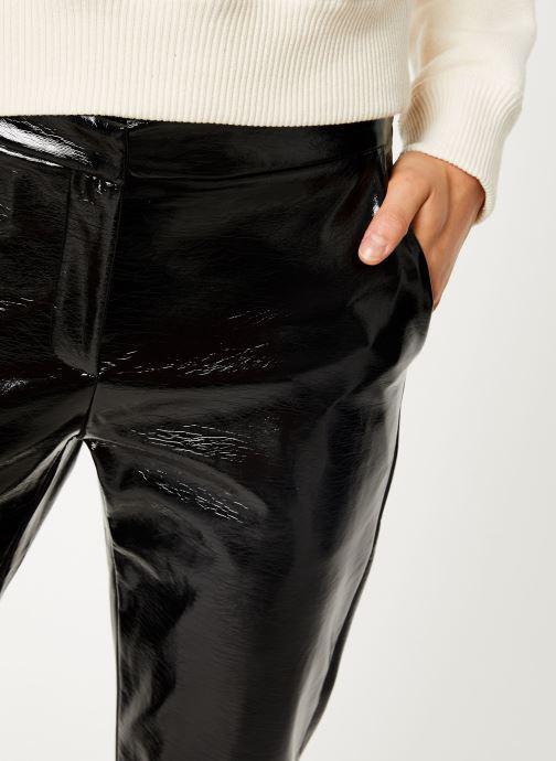 Kleding Suncoo Pantalon Julie Zwart voorkant