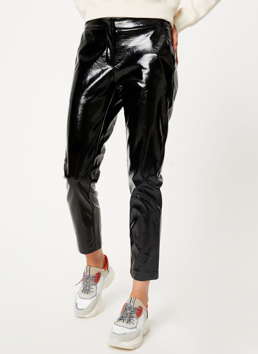 Kleding Suncoo Pantalon Julie Zwart detail