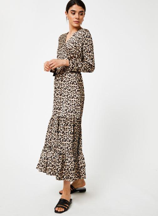 Vêtements Suncoo Robe Cassandra Marron vue bas / vue portée sac