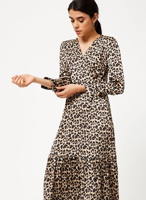 Vêtements Suncoo Robe Cassandra Marron vue détail/paire