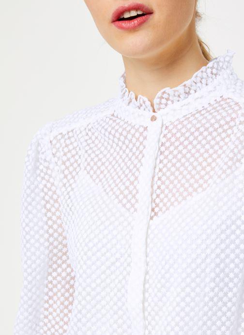 Vêtements Suncoo Chemise Lima Blanc vue face