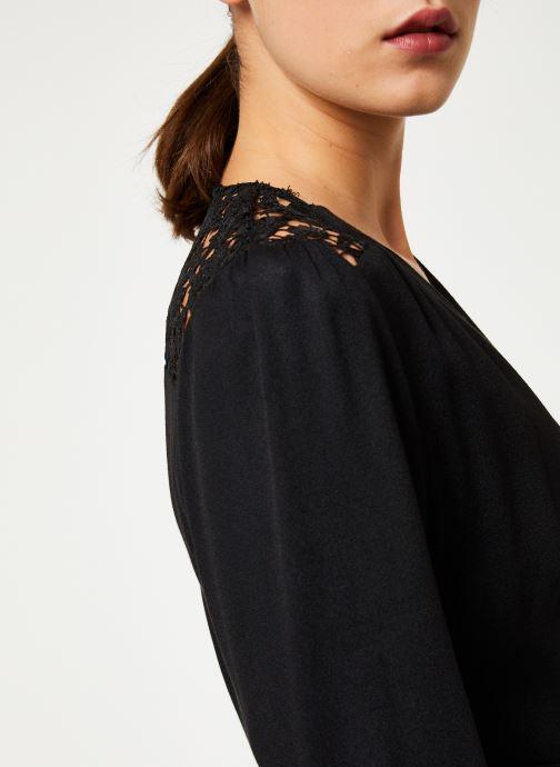 Vêtements Suncoo Robe Cherine Noir vue face