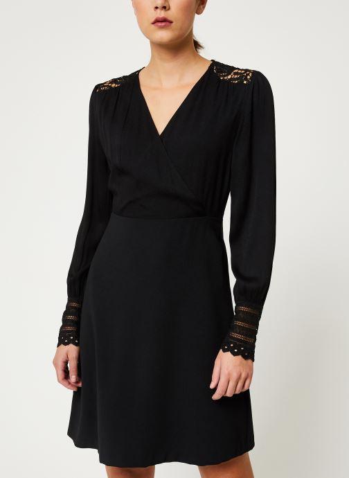 Vêtements Suncoo Robe Cherine Noir vue détail/paire