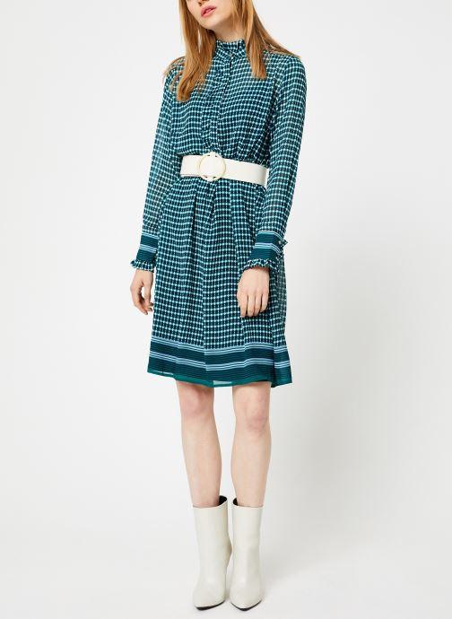 Vêtements Suncoo Robe Candy Vert vue bas / vue portée sac