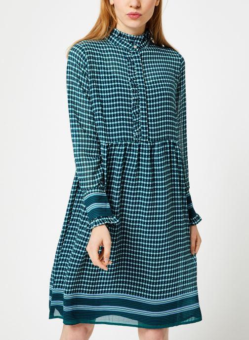 Vêtements Suncoo Robe Candy Vert vue détail/paire