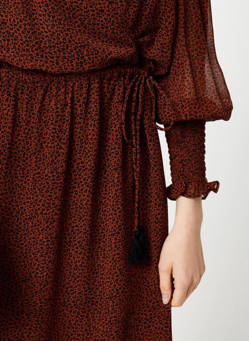 Vêtements Suncoo Robe Calixte Marron vue face