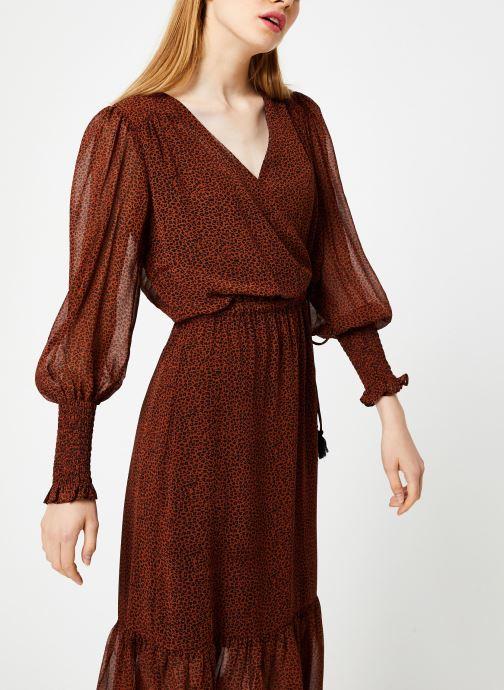 Vêtements Suncoo Robe Calixte Marron vue détail/paire