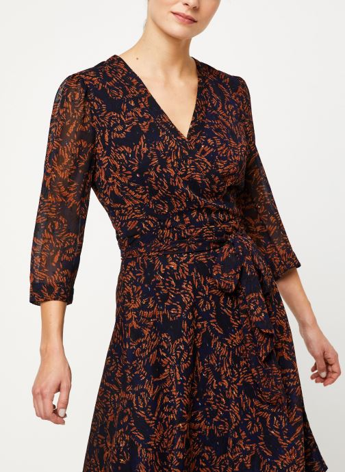 Vêtements Suncoo Robe Caren Bleu vue détail/paire