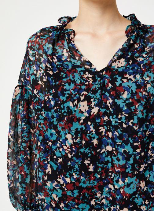 Vêtements Suncoo Blouse Lumia Vert vue face