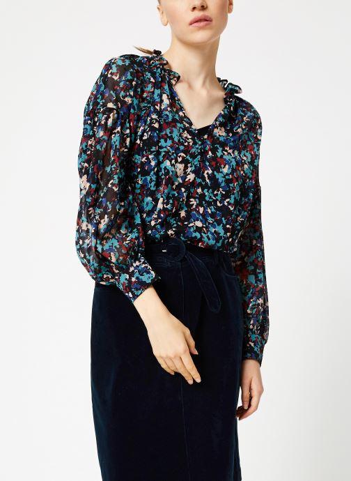 Vêtements Suncoo Blouse Lumia Vert vue droite