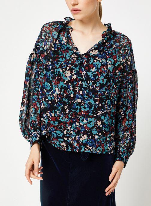 Vêtements Suncoo Blouse Lumia Vert vue détail/paire