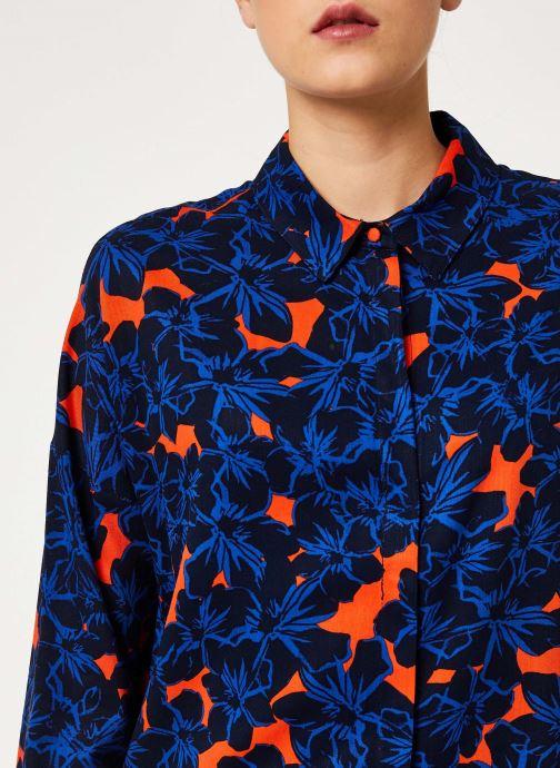 Vêtements Suncoo Chemise Lisemay Bleu vue face