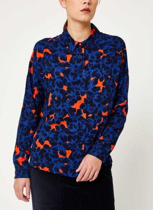 Vêtements Suncoo Chemise Lisemay Bleu vue droite