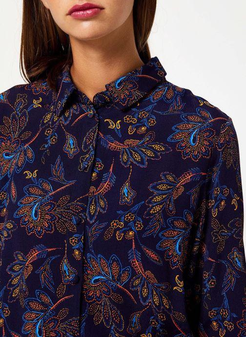 Vêtements Suncoo Chemise Lucille Bleu vue face
