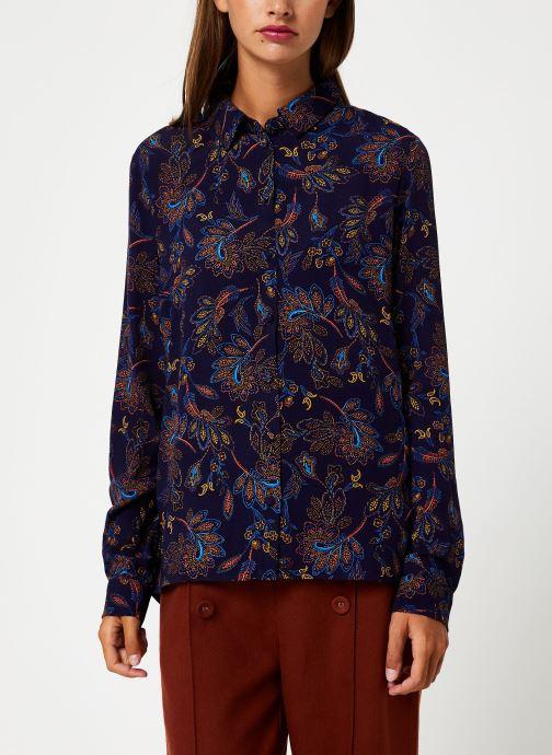 Vêtements Suncoo Chemise Lucille Bleu vue droite