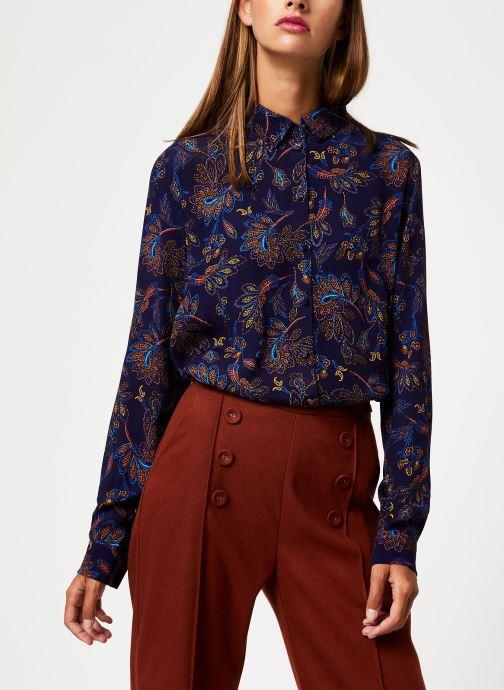 Vêtements Suncoo Chemise Lucille Bleu vue détail/paire