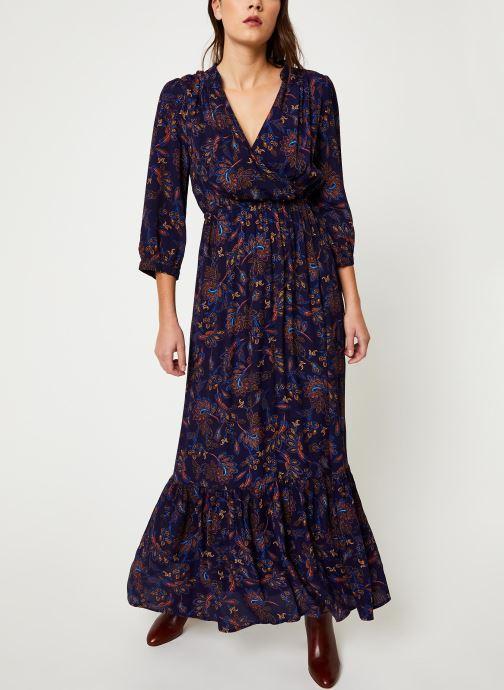 Vêtements Suncoo Robe Celeste Bleu vue bas / vue portée sac