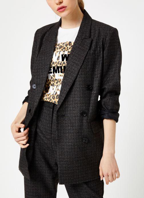 Vêtements Suncoo Veste Daphne Gris vue détail/paire