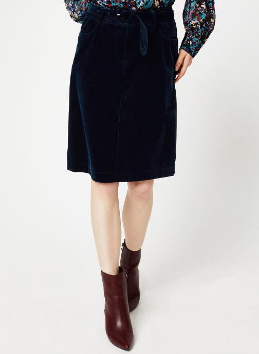Vêtements Suncoo Jupe Felix Bleu vue détail/paire