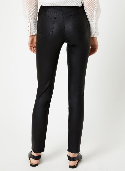 Vêtements Suncoo Jeans Romi Noir vue portées chaussures