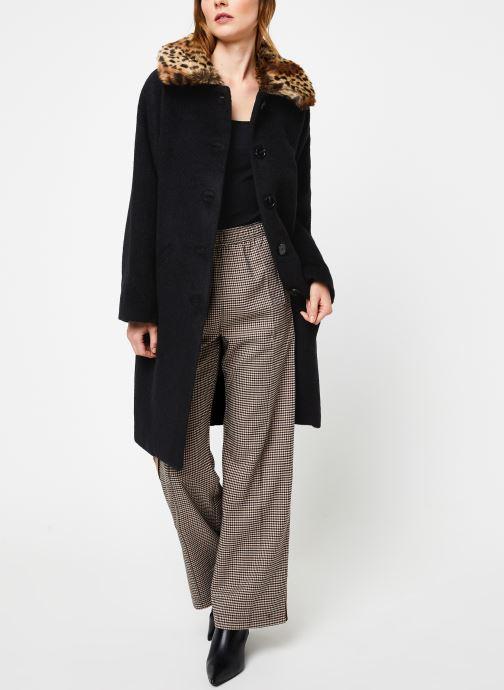 Vêtements Suncoo Manteau Ebony Noir vue bas / vue portée sac