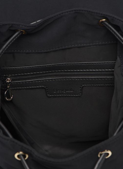 Rucksäcke Desigual BRIGHT ROCK TRIBECA schwarz ansicht von hinten