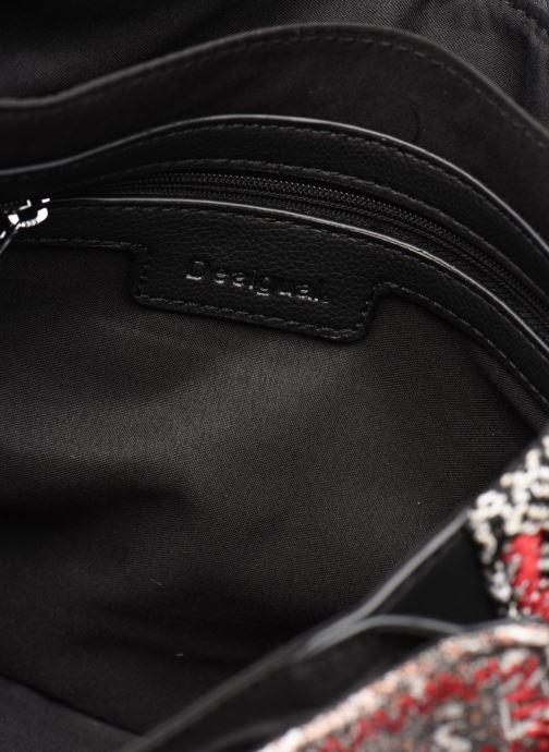 Handtaschen Desigual PATCH 1968 AMORGOS mehrfarbig ansicht von hinten