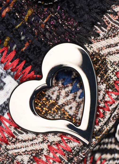 Handtaschen Desigual PATCH 1968 AMORGOS mehrfarbig ansicht von links