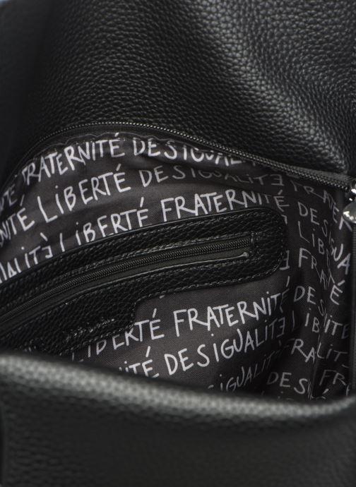 Handtaschen Desigual SOFT BANDANA KIEV schwarz ansicht von hinten