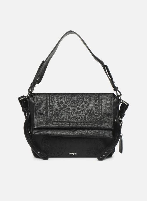Handtaschen Desigual SOFT BANDANA KIEV schwarz ansicht von links