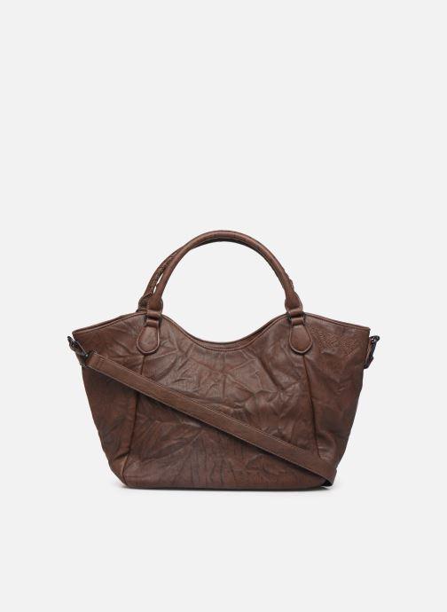Handtaschen Desigual ALBITA ROTTERDAM braun ansicht von vorne