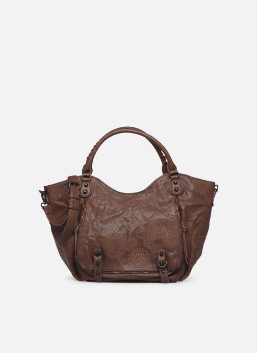 Handtaschen Desigual ALBITA ROTTERDAM braun detaillierte ansicht/modell