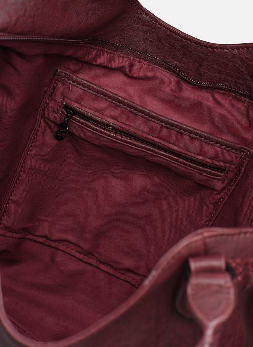 Handbags Desigual ALBITA ROTTERDAM Burgundy back view