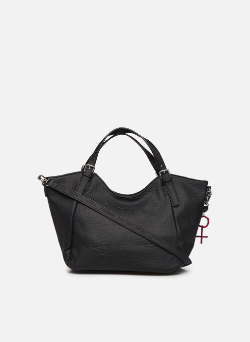 Handbags Desigual LEGEND ROTTERDAM Black front view