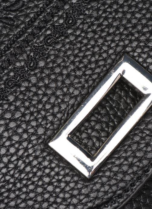 Handtaschen Desigual SOFT BANDANA AMORGOS schwarz ansicht von links