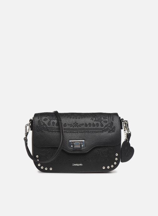 Handtaschen Desigual SOFT BANDANA AMORGOS schwarz detaillierte ansicht/modell