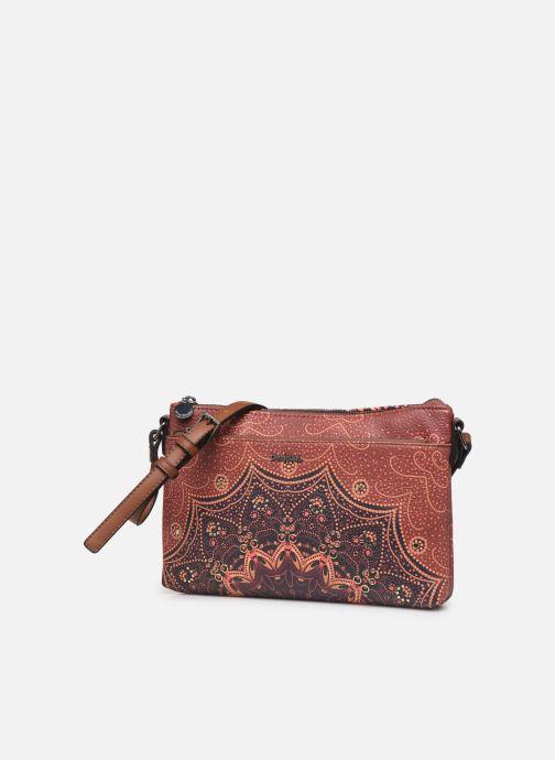 Handtaschen Desigual TEKILA SUNRISE DURBAN braun schuhe getragen