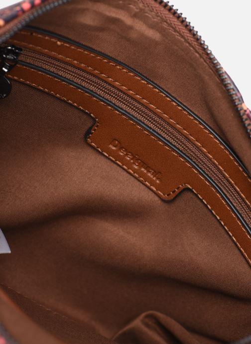 Handtaschen Desigual TEKILA SUNRISE DURBAN braun ansicht von hinten