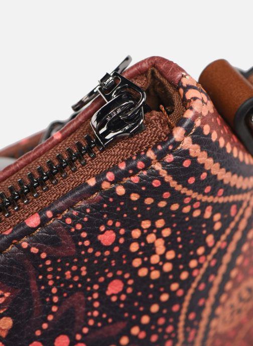 Handtaschen Desigual TEKILA SUNRISE DURBAN braun ansicht von links
