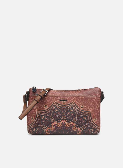 Handtaschen Desigual TEKILA SUNRISE DURBAN braun detaillierte ansicht/modell