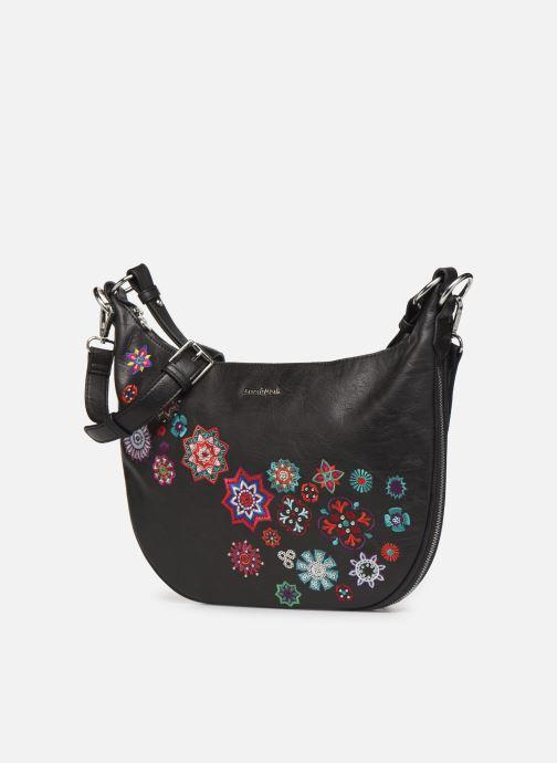Handtaschen Desigual NANIT SIBERIA schwarz schuhe getragen