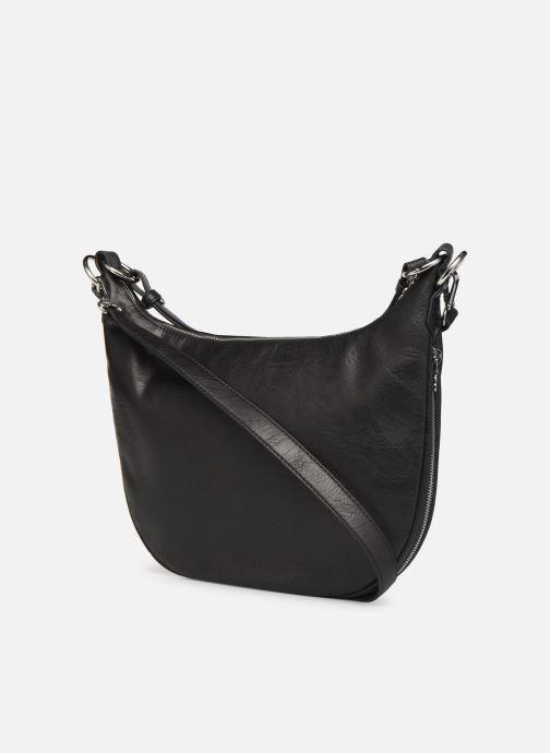 Handtaschen Desigual NANIT SIBERIA schwarz ansicht von rechts