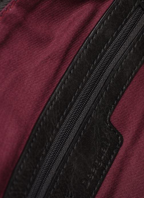 Handtaschen Desigual NANIT SIBERIA schwarz ansicht von hinten