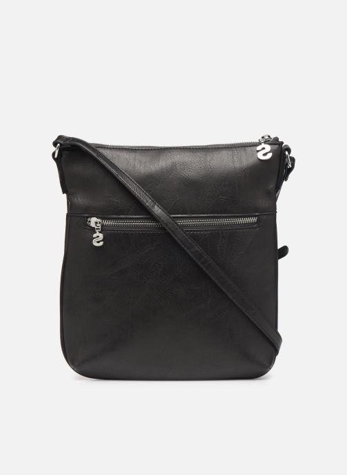 Handtaschen Desigual NANIT KAUA schwarz ansicht von vorne