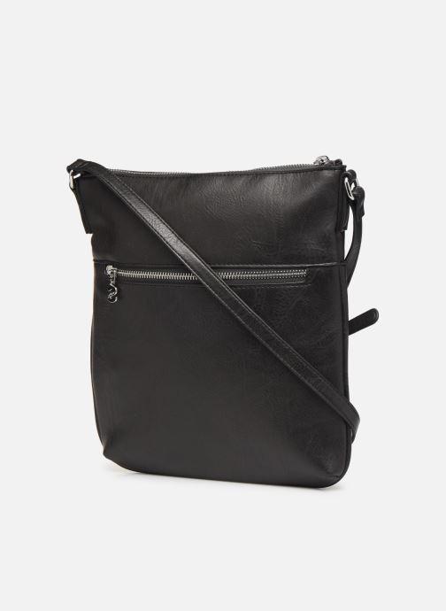 Handtaschen Desigual NANIT KAUA schwarz ansicht von rechts