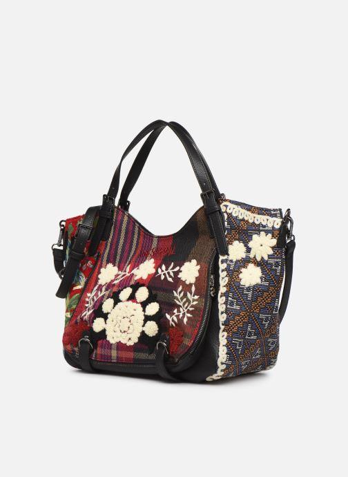 Handbags Desigual YESQUERE ROTTERDAM Multicolor model view