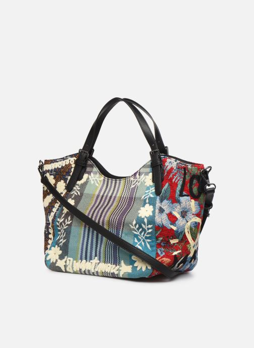 Handbags Desigual YESQUERE ROTTERDAM Multicolor view from the right
