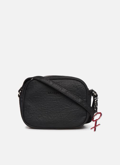 Handbags Desigual LEGEND VIRGINIA Black front view