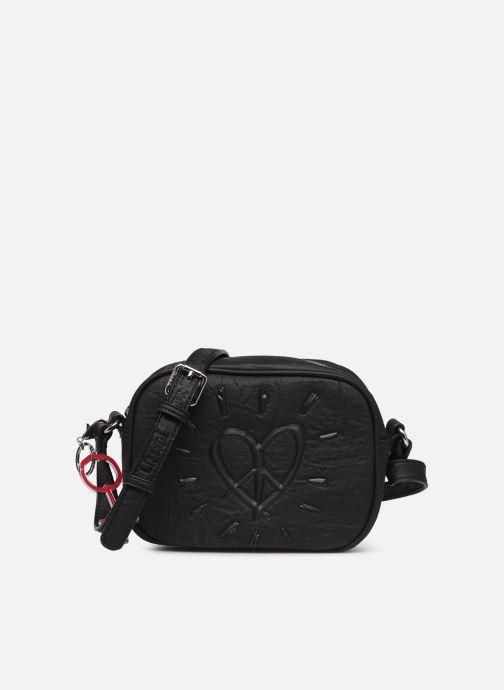 Handtaschen Desigual LEGEND VIRGINIA schwarz detaillierte ansicht/modell