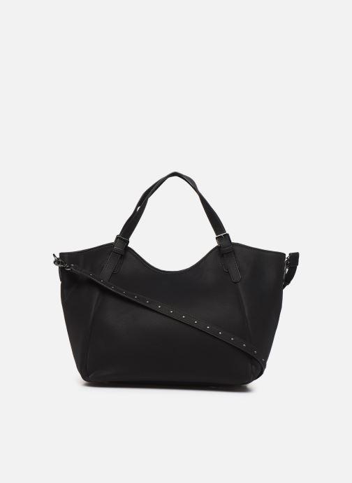Handtaschen Desigual GEMINI ROTTERDAM, schwarz ansicht von vorne